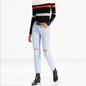 Brand New Levi's Wedgie Fit Jeans